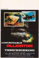 L'incroyable Alligator, le film