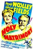 Affiche du film Holy Matrimony