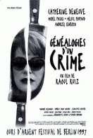 Bande annonce du film Généalogies d'un crime