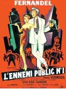 Affiche du film L'ennemi Public Numero Un