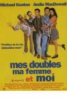Affiche du film Mes doubles, ma femme et moi