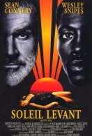Affiche du film Soleil levant
