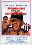 Affiche du film Le gendarme et les gendarmettes