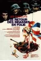 Affiche du film Le Retour des Bidasses en Folie
