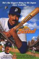 Affiche du film Mr Baseball