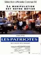 Affiche du film Les patriotes