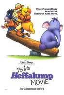 Affiche du film Winnie l'Ourson et l'�f�lant