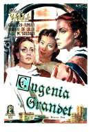 Affiche du film Eugenie Grandet