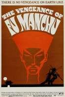 Affiche du film La Vengeance du Fu-Manchu