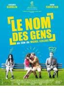 Affiche du film Le Nom des gens