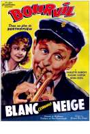 Affiche du film Blanc Comme Neige