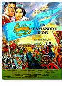 Affiche du film La Salamandre d'or