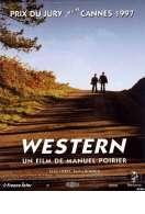 Affiche du film Western