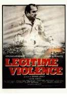 Affiche du film Legitime Violence