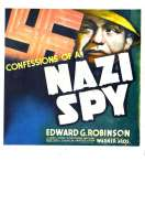 Affiche du film Les Aveux d'un Espion Nazi