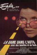 Affiche du film La dame dans l'auto avec des lunettes et un fusil