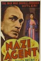 Affiche du film Nazi Agent
