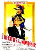 L'héritier des Mondésir, le film