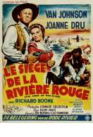 Affiche du film L'attaque de la rivi�re rouge