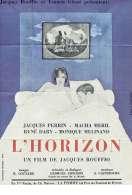 Affiche du film L'horizon
