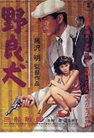 Affiche du film Chien enrag�