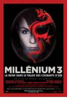 Affiche du film Mill�nium 3 - La Reine dans le palais des courants d'air