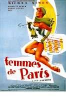 Affiche du film Femmes de Paris