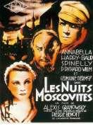 Affiche du film Les Nuits Moscovites