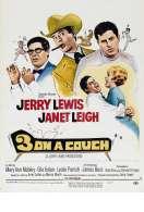 Affiche du film Trois Sur Un Sofa
