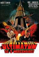 Affiche du film L'ultimatum des trois mercenaires
