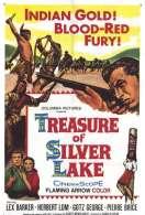 Affiche du film Le Tresor du Lac d'argent