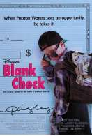 Blank Check, le film