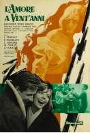 Affiche du film L'amour a Vingt Ans