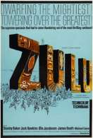 Affiche du film Zoulou