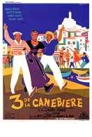 Affiche du film Trois de la Canebiere