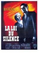 Affiche du film La loi du silence