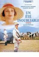 Affiche du film Un �t� inoubliable