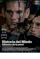 Affiche du film Historia del miedo (Histoire de la peur)