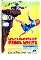 Affiche du film Les Exploits de Pearl White