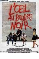 Affiche du film L'oeil au beurre noir