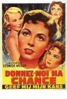 Affiche du film Donnez-Moi Ma Chance