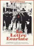 Affiche du film La lettre �carlate