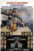 Affiche du film Le Voyage des Damnes