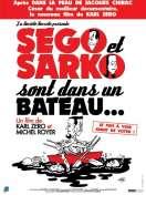 Affiche du film S�go et Sarko sont dans un bateau