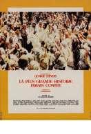 Affiche du film La Plus Grande Histoire Jamais Contee