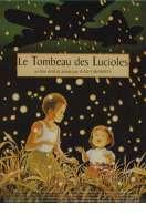 Affiche du film Le tombeau des lucioles