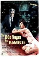 Affiche du film Le diabolique Docteur Mabuse
