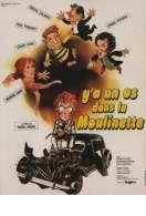 Affiche du film Y'a Un Os dans la Moulinette