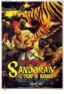 Affiche du film Sandokan le Tigre de Borneo