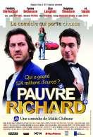 Affiche du film Pauvre Richard